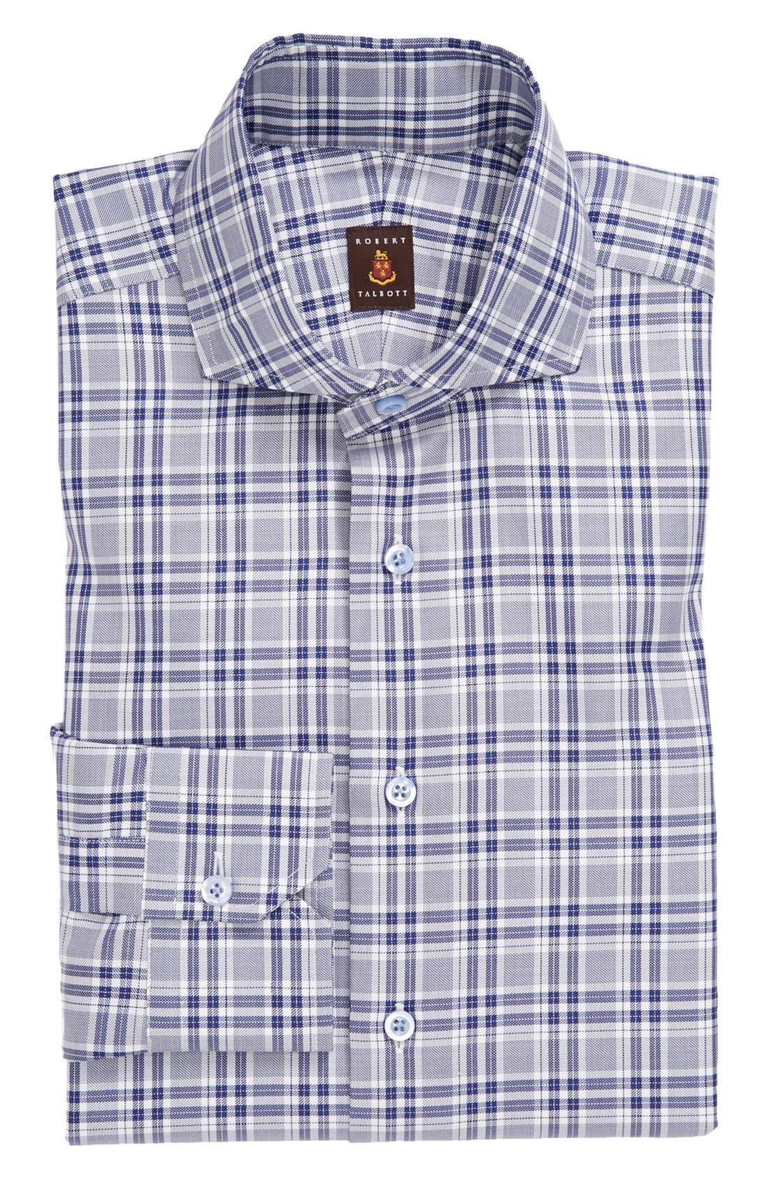 Alternate Image 1 Selected - Robert Talbott Classic Fit Dress Shirt