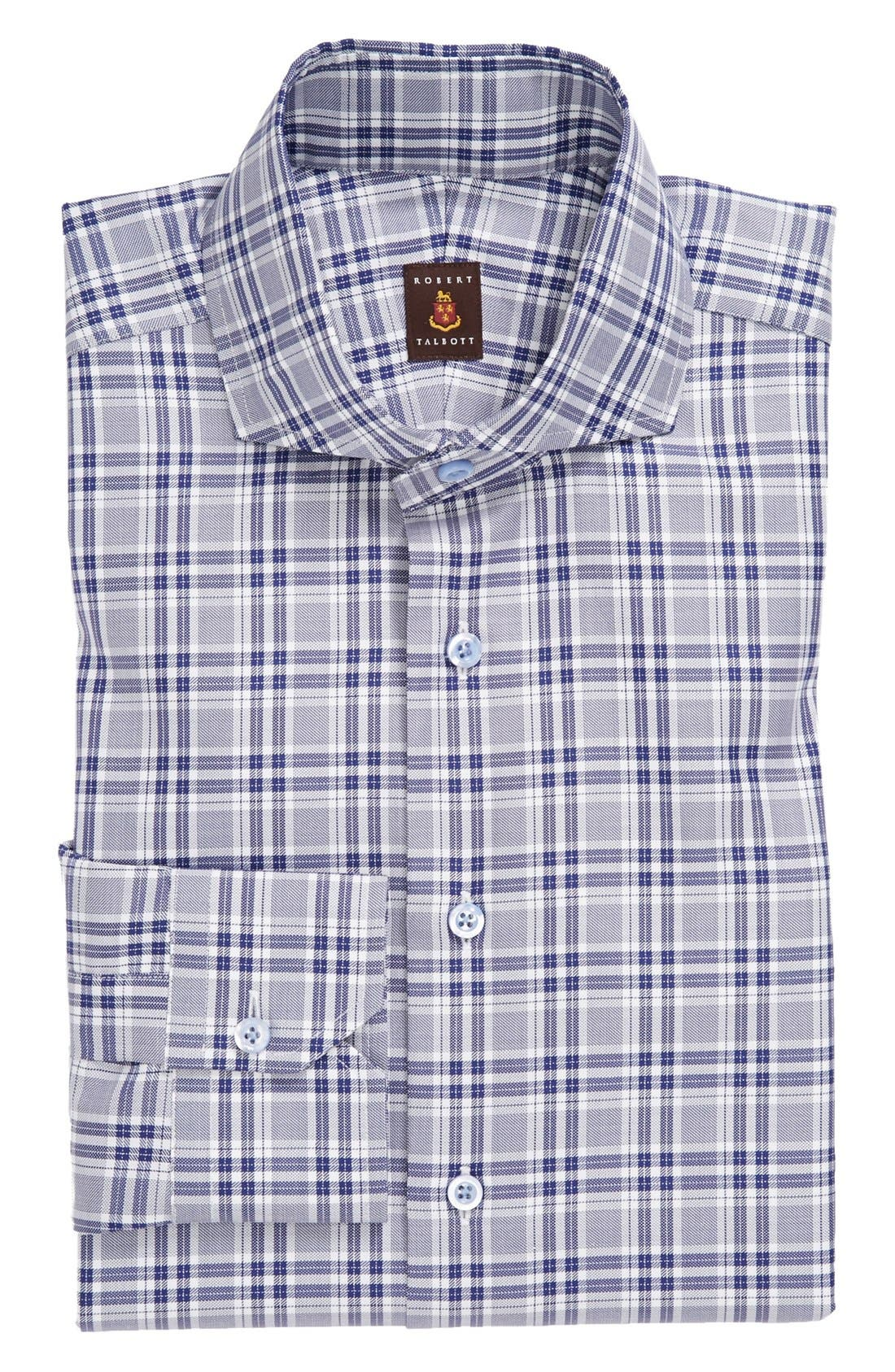 Main Image - Robert Talbott Classic Fit Dress Shirt