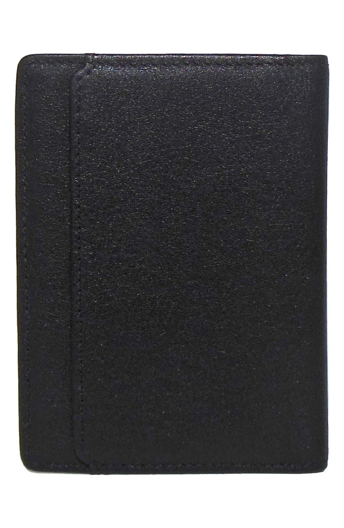 Alternate Image 3  - Boconi 'George' RFID Blocker Slim Leather Card Case