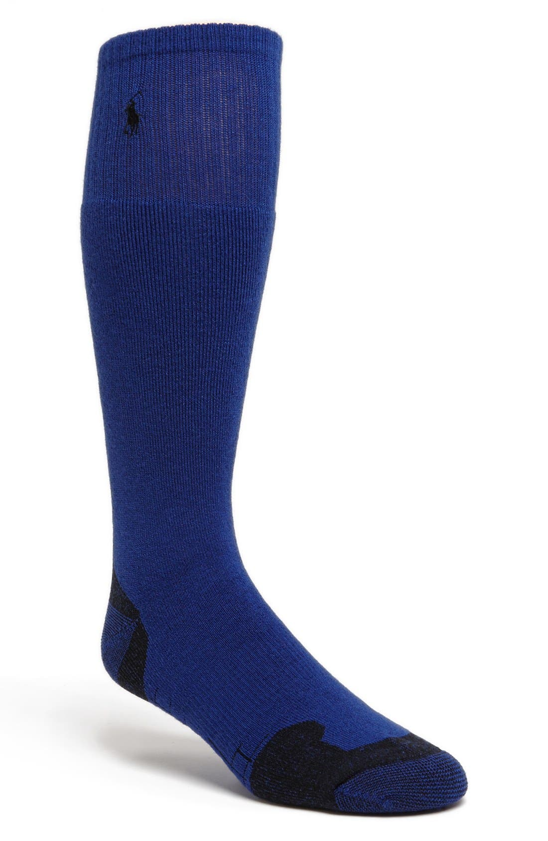 Alternate Image 1 Selected - Polo Ralph Lauren 'Player Pony' Socks