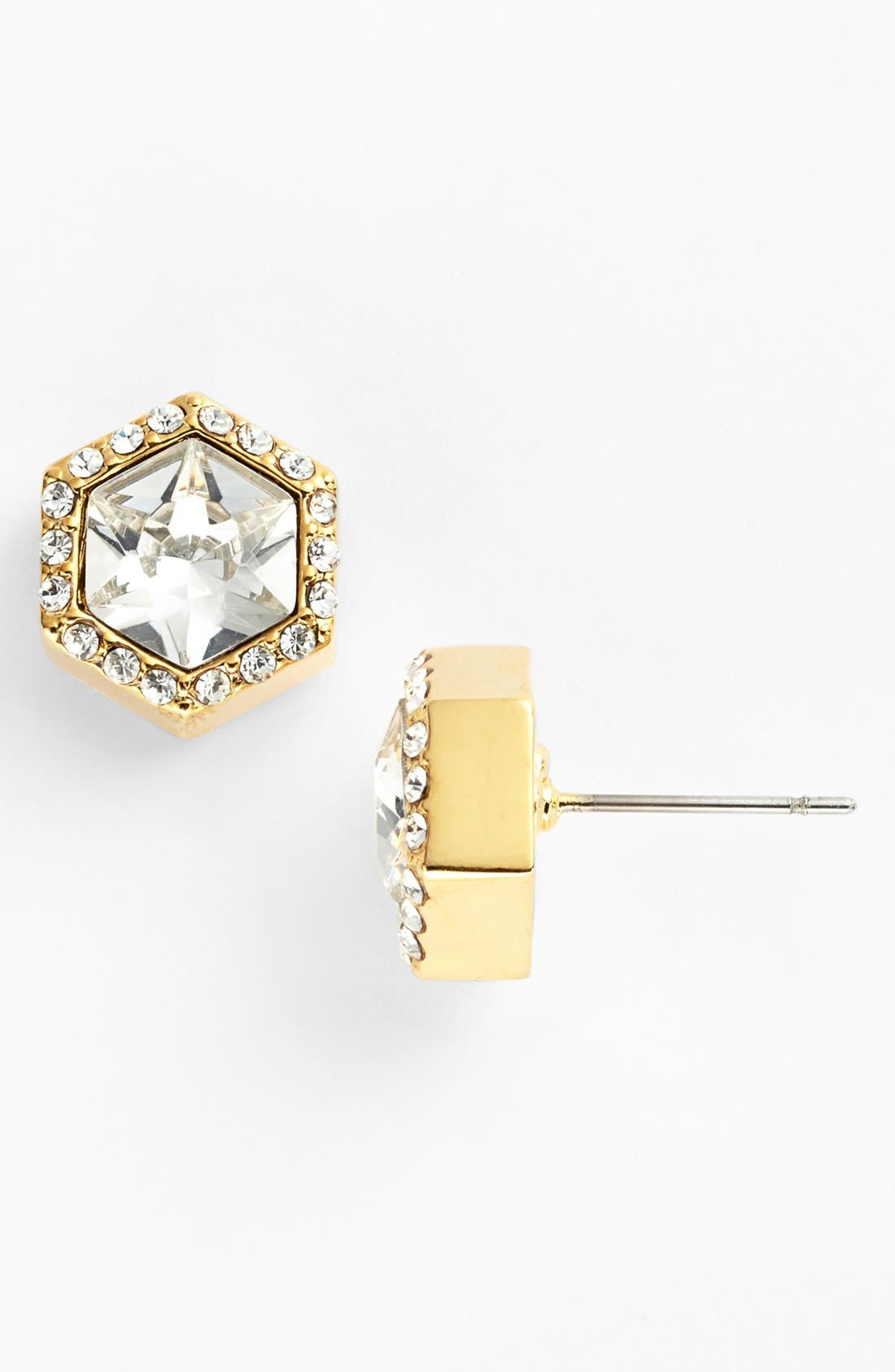 Alternate Image 1 Selected - Vince Camuto 'Diamonds in the Sky' Stud Earrings