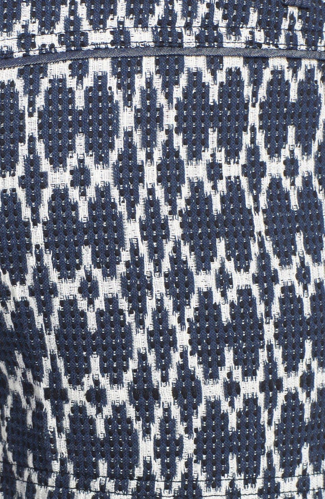 Alternate Image 3  - Trina Turk 'Santiago' Cotton Blend Shorts