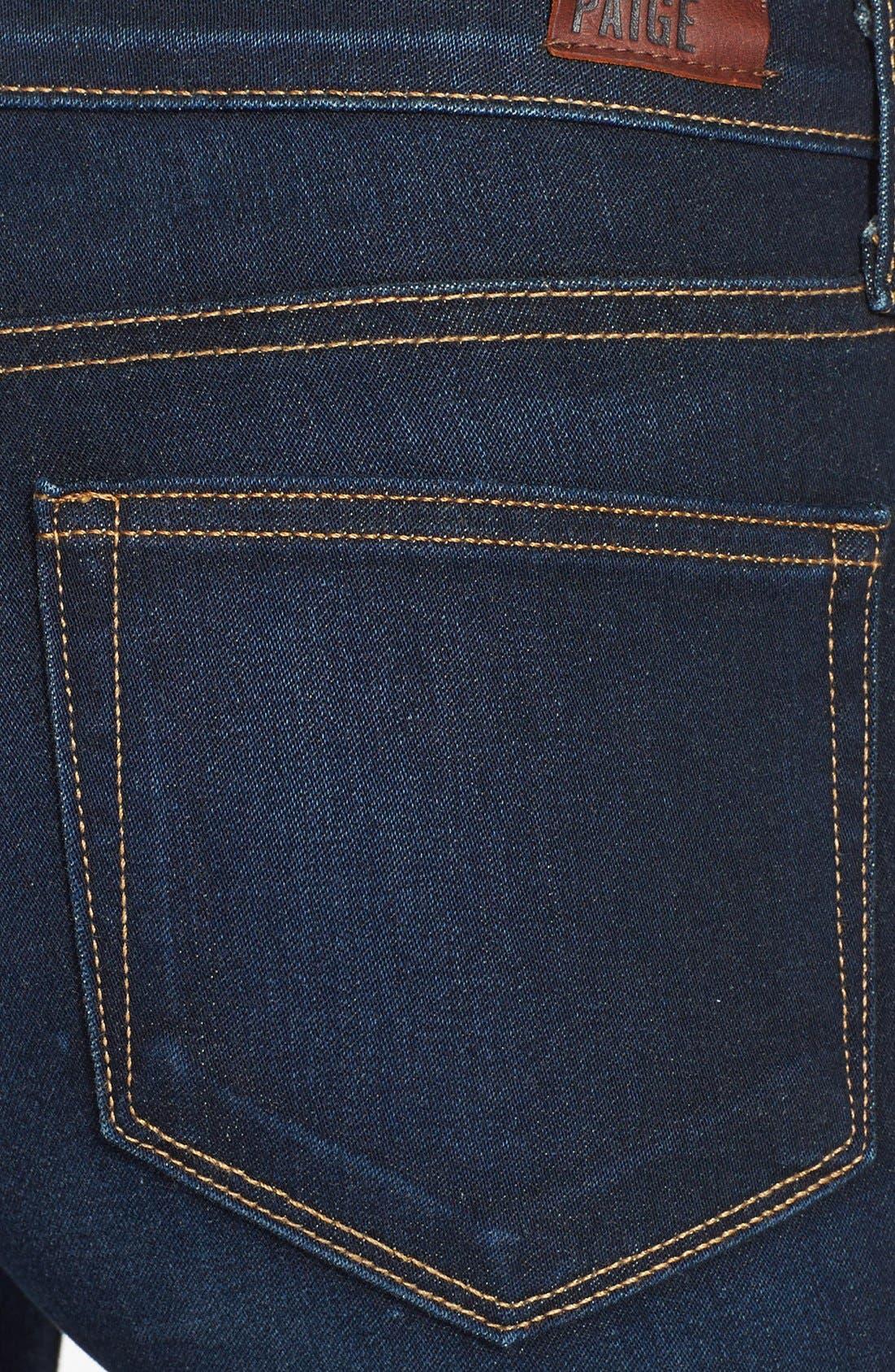 Alternate Image 3  - Paige Denim 'Verdugo' Ultra Skinny Jeans (Surface)