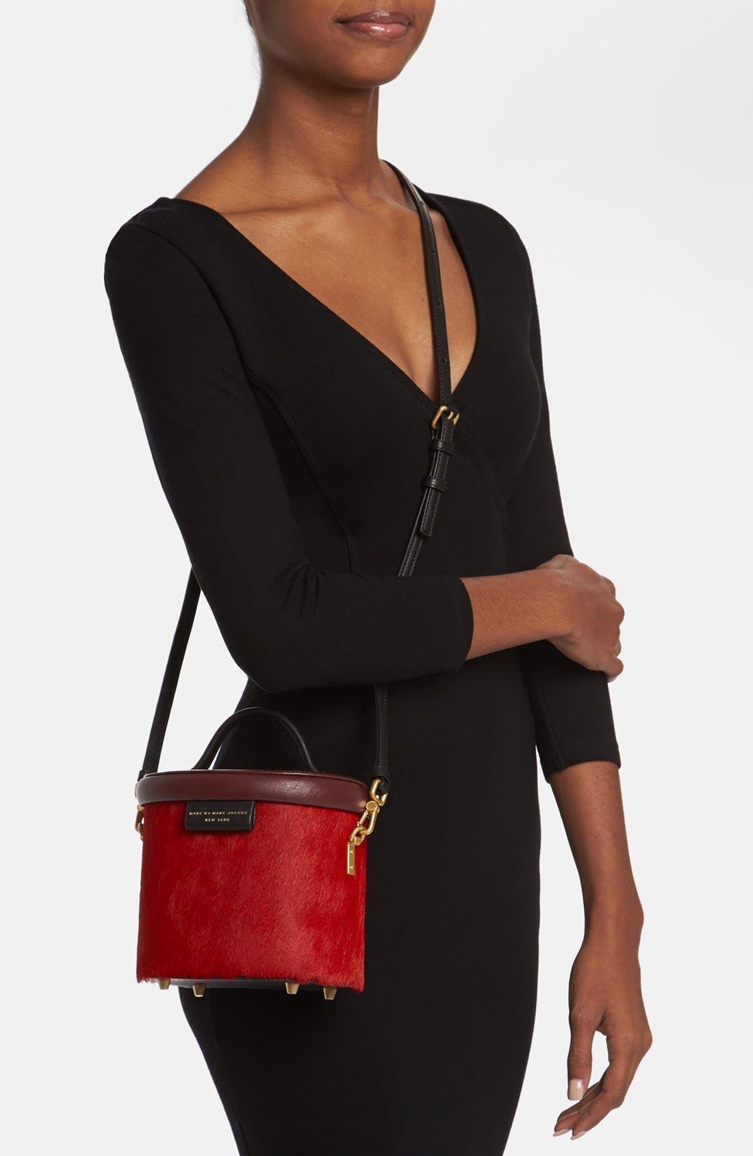 Alternate Image 2  - MARC BY MARC JACOBS 'Allegra' Crossbody Bag