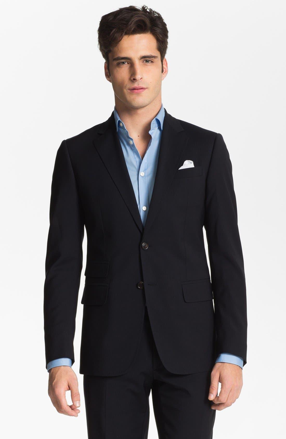 Alternate Image 3  - Dsquared2 Virgin Wool Suit
