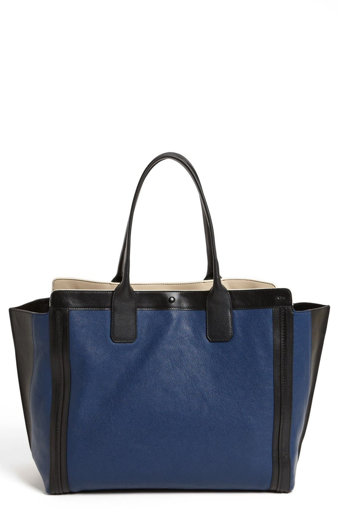 Alternate Image 1 Selected - Chloé 'Alison' Leather Tote