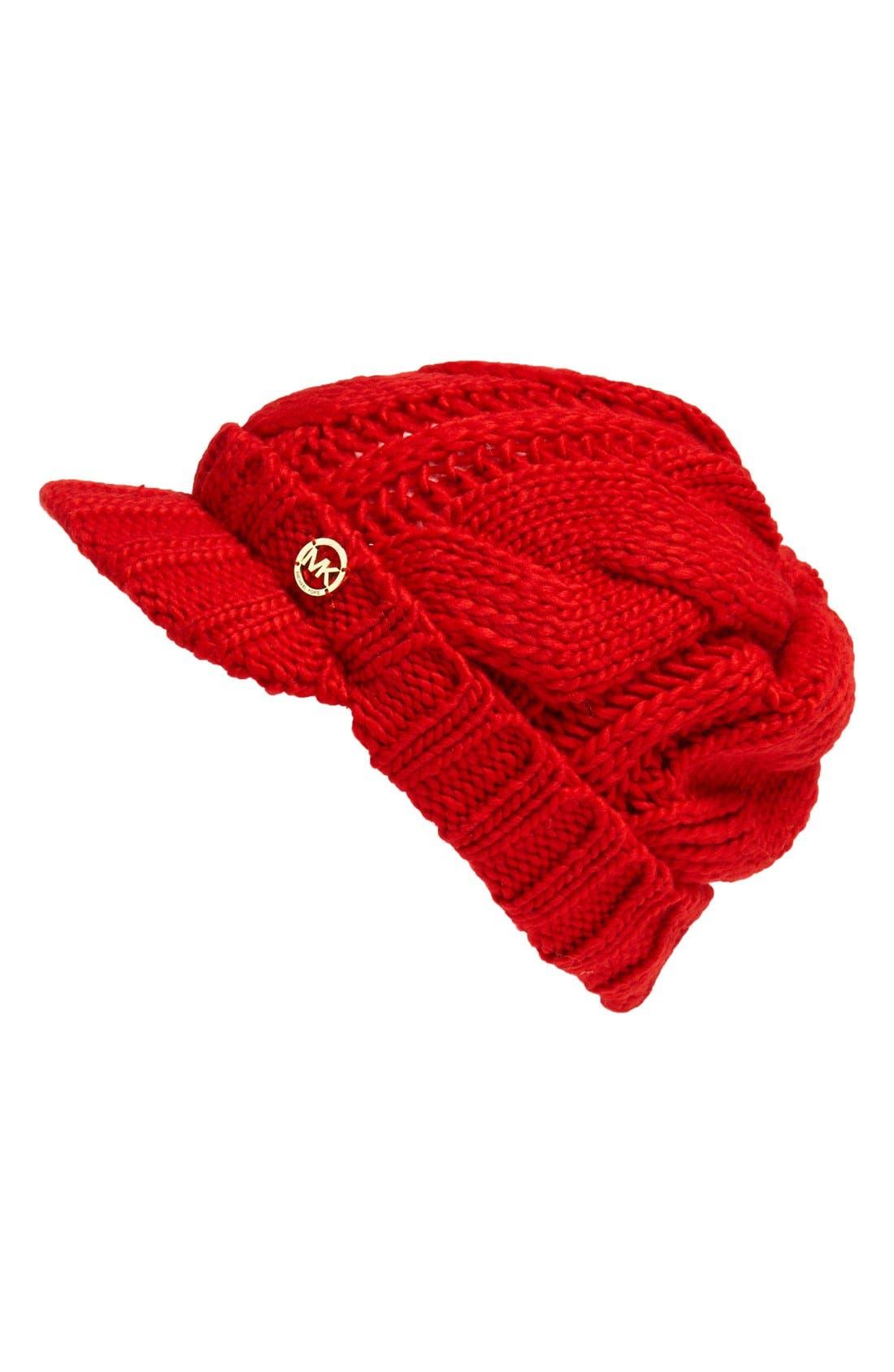 Alternate Image 1 Selected - MICHAEL Michael Kors 'Peak' Hat