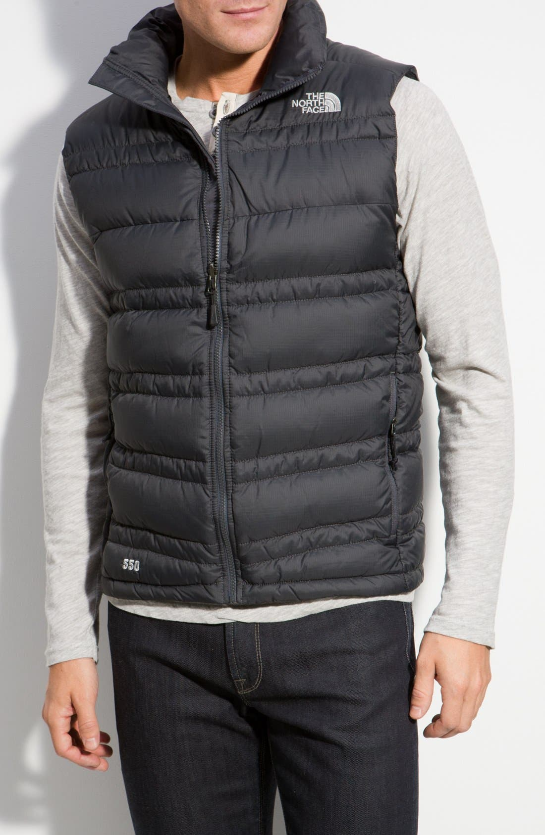 Alternate Image 1 Selected - The North Face 'M Aconcagua' Regular Fit Down Vest
