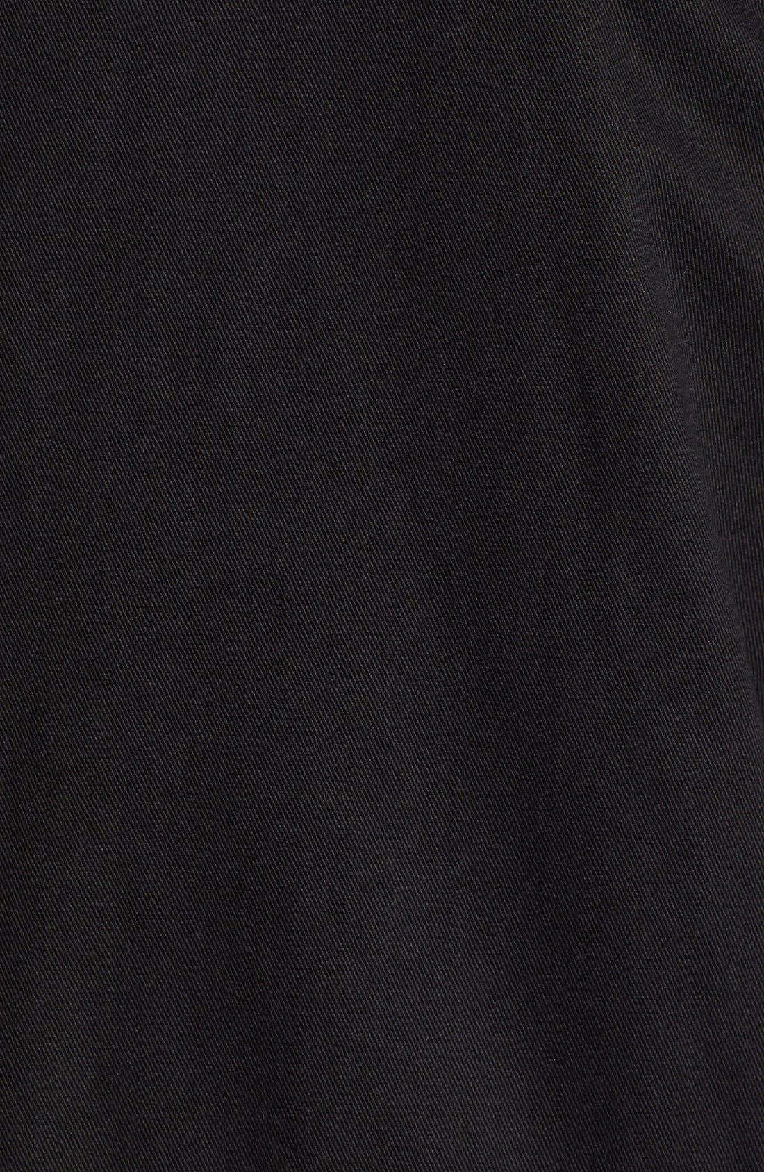 Alternate Image 3  - Topman Fishtail Parka with Detachable Faux Fur Trimmed Hood