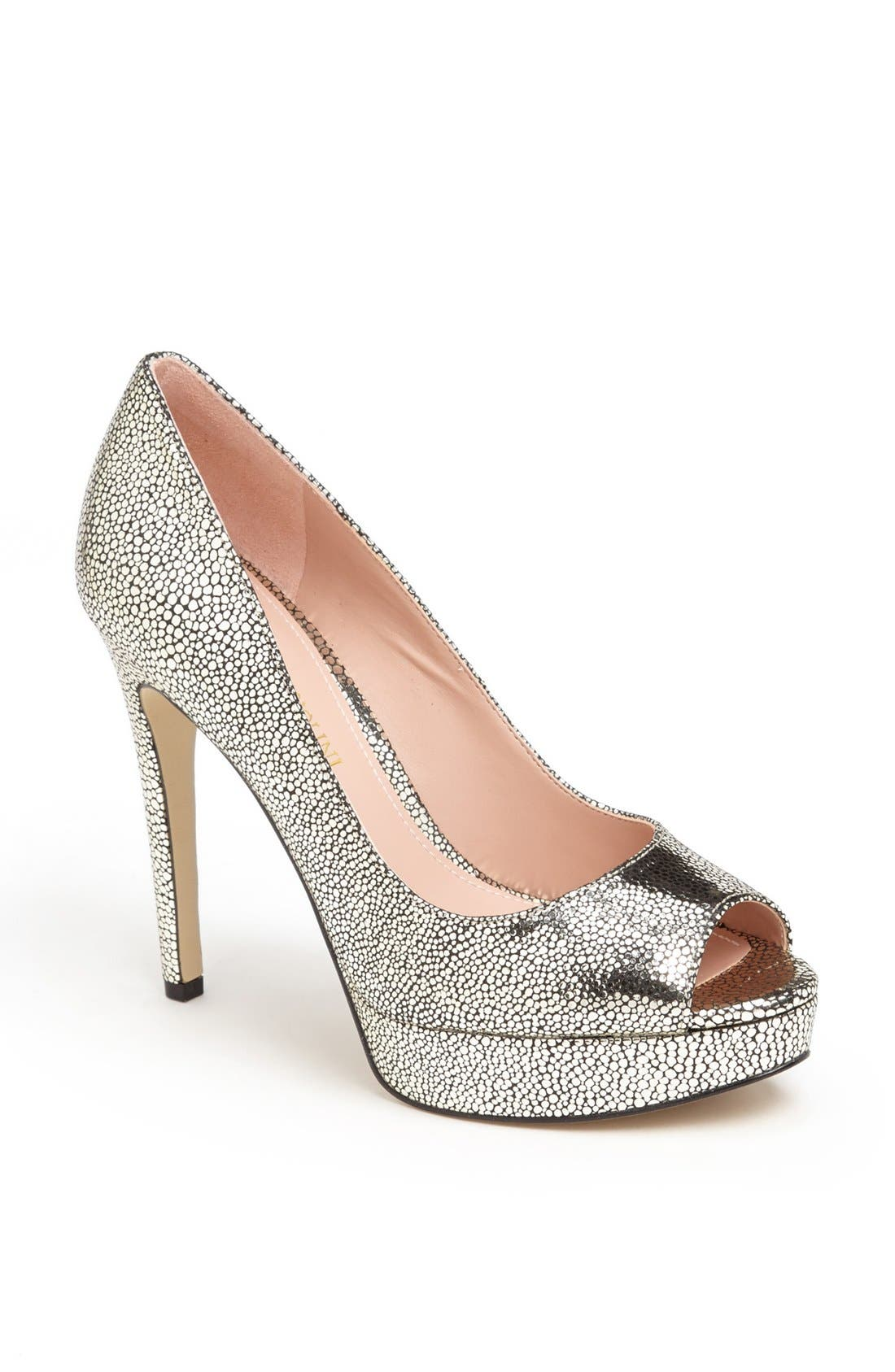 Main Image - Enzo Angiolini 'Atina' Pump (Nordstrom Exclusive)