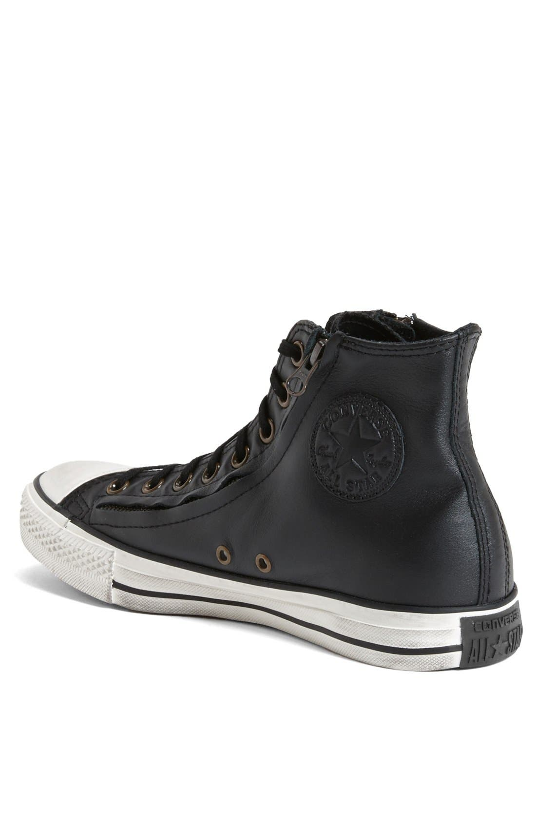Alternate Image 2  - Converse Chuck Taylor® All Star® Zip Sneaker (Men)