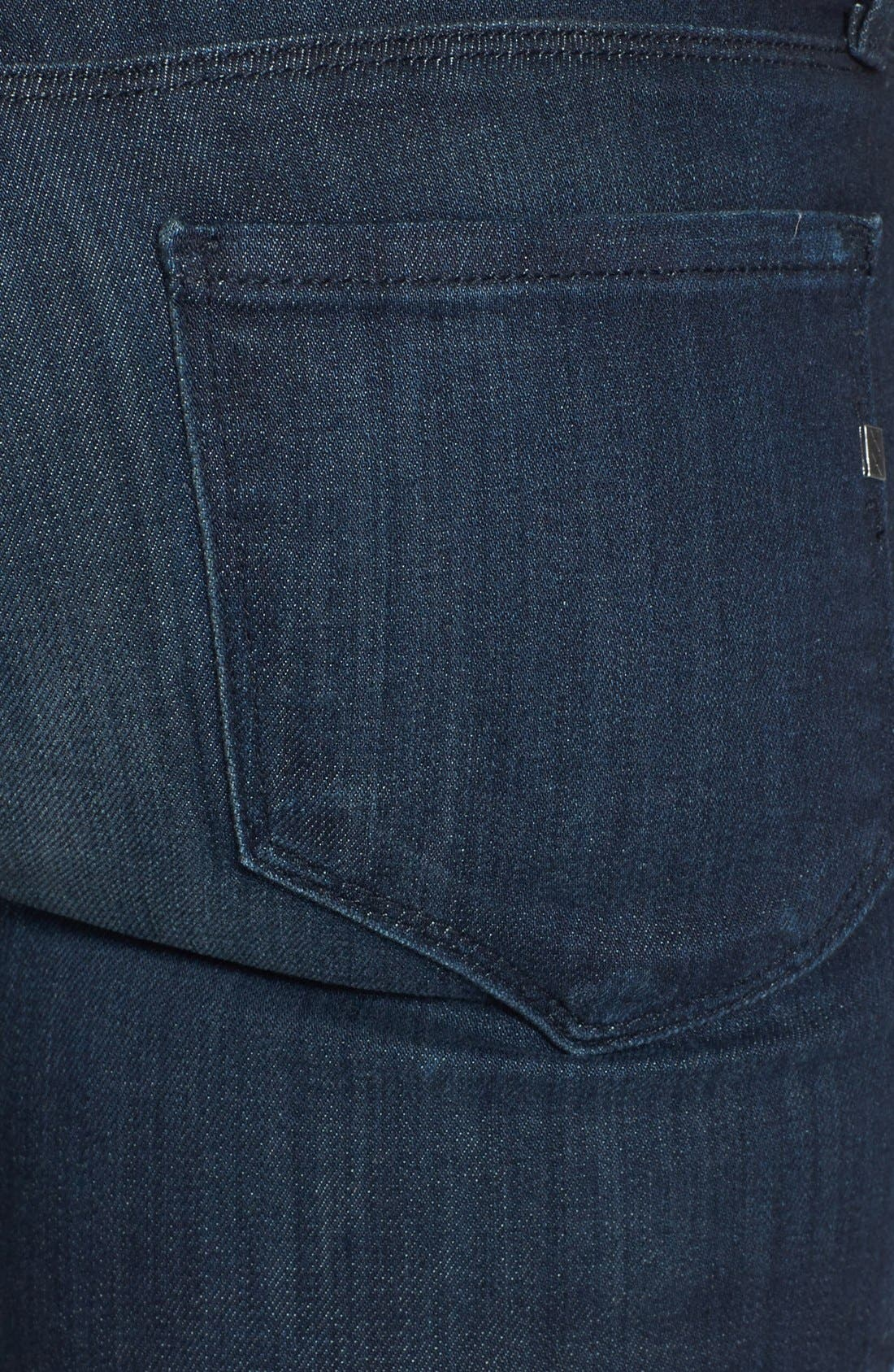 Alternate Image 3  - Genetic 'Semira' Seamed Cigarette Skinny Jeans (Impulse)