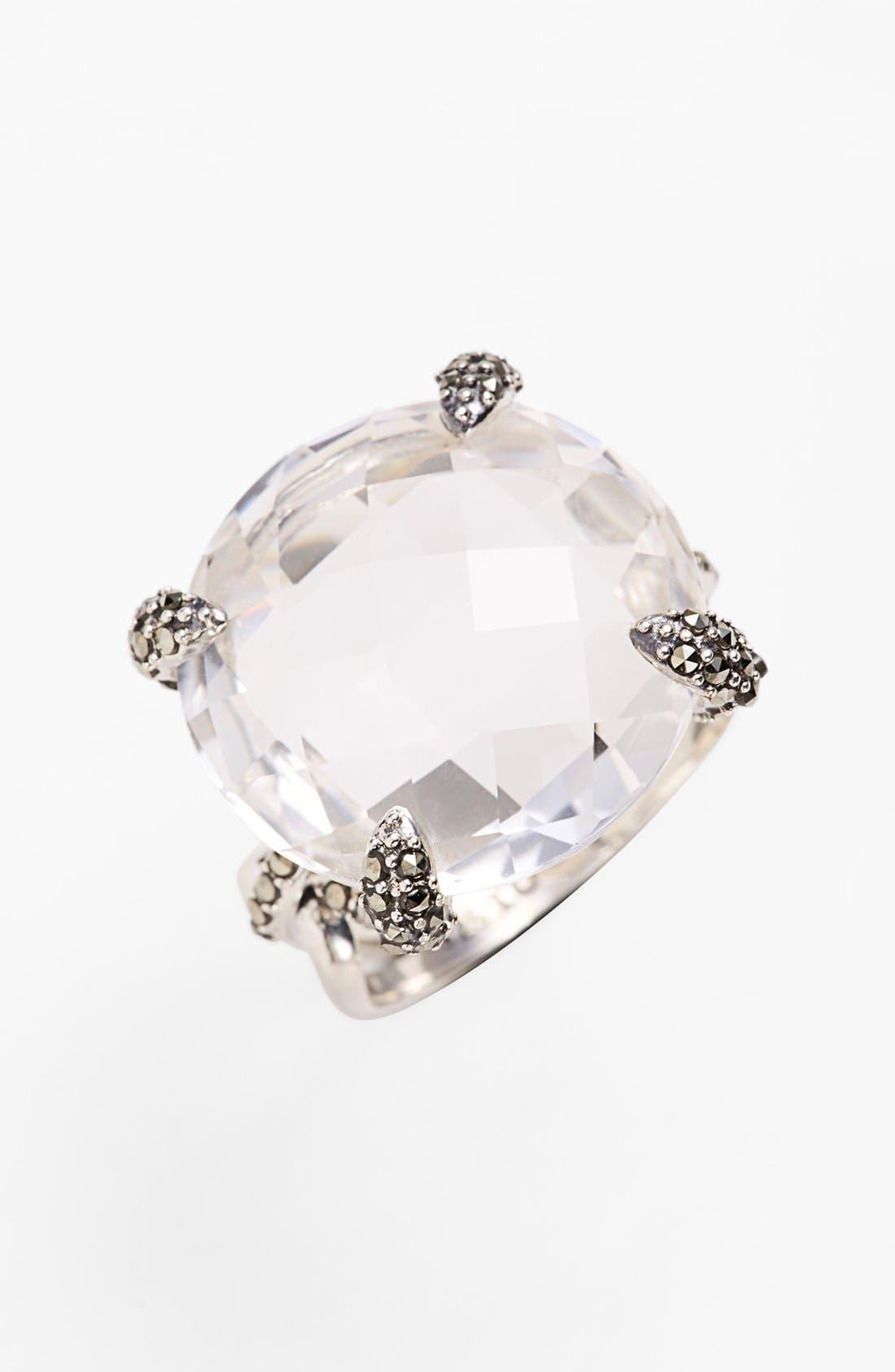 Alternate Image 1 Selected - Judith Jack 'Aurora' Stone Ring