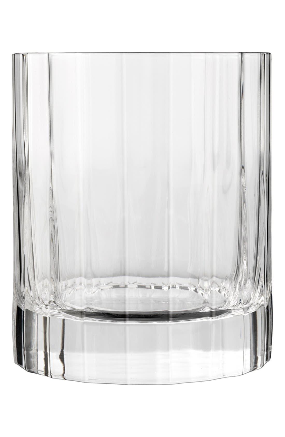 Main Image - Luigi Bormioli 'Bach' Double Old Fashioned Glasses (Set of 4)
