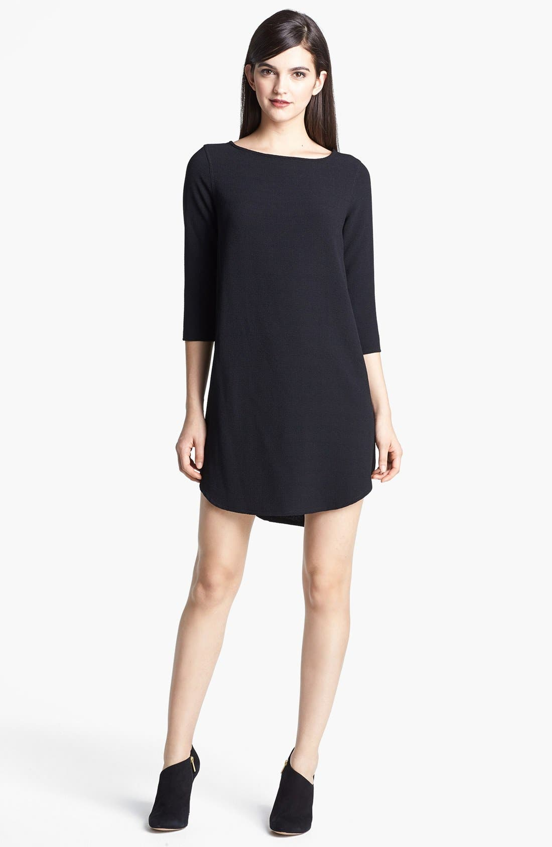 Alternate Image 1 Selected - BB Dakota 'Noland' Textured Crepe Dress