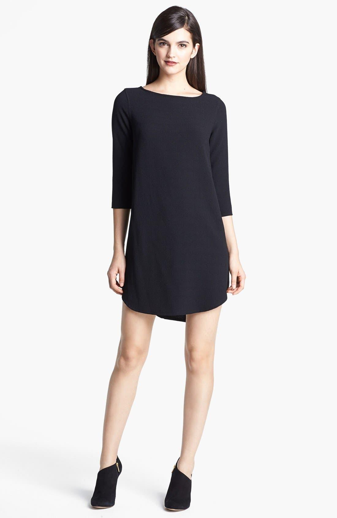 Main Image - BB Dakota 'Noland' Textured Crepe Dress