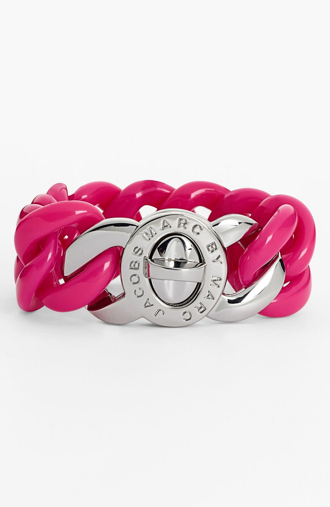 Alternate Image 1 Selected - MARC BY MARC JACOBS 'Turnlock - Candy' Small Bracelet