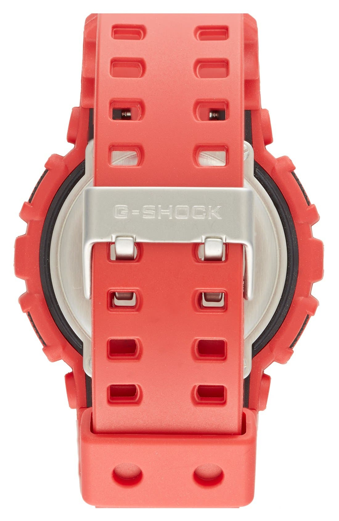 Alternate Image 2  - G-Shock 'Neon Highlights' Ana-Digi Watch, 55mm