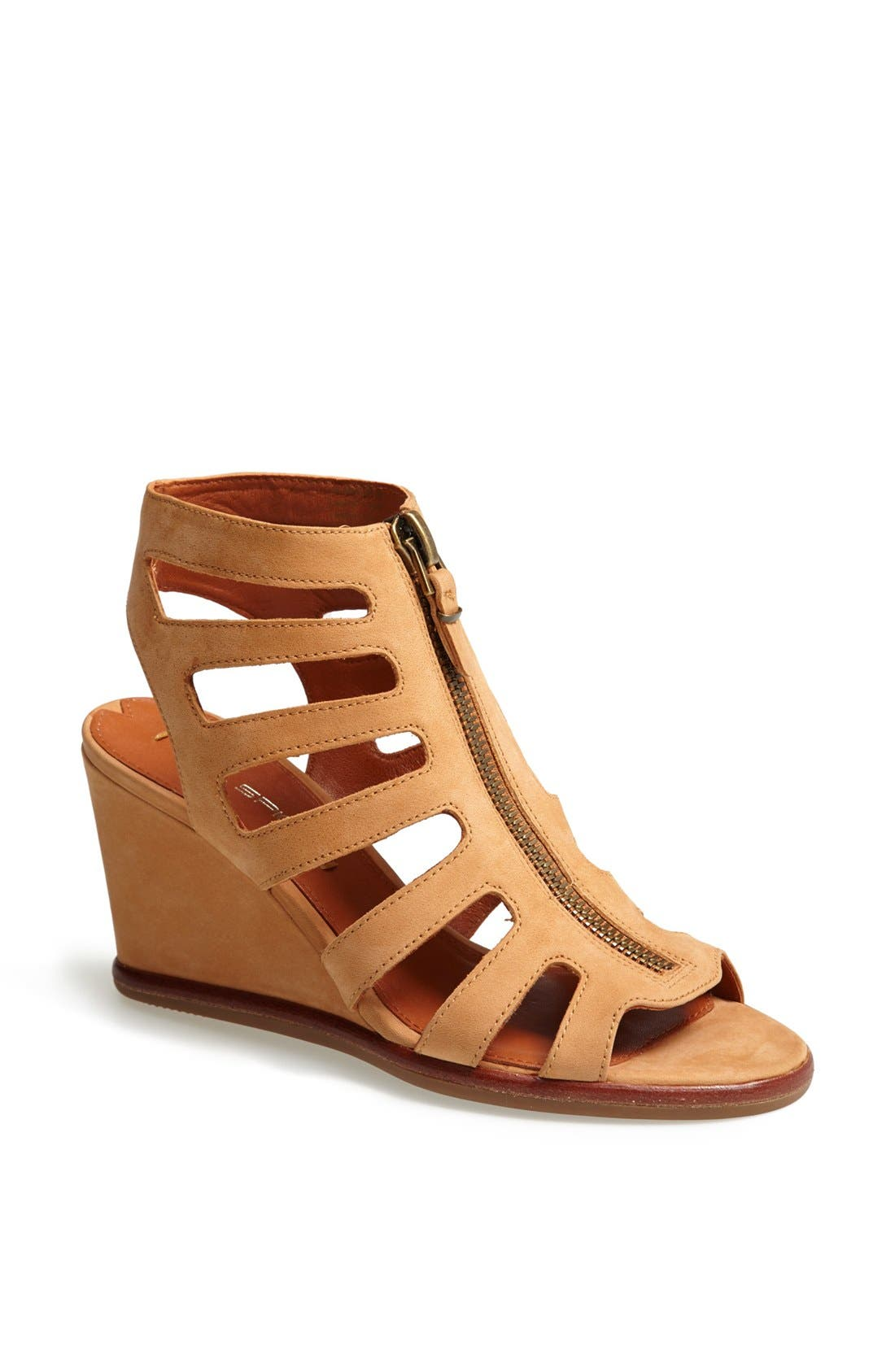 Alternate Image 1 Selected - Via Spiga 'Denisha' Wedge Sandal