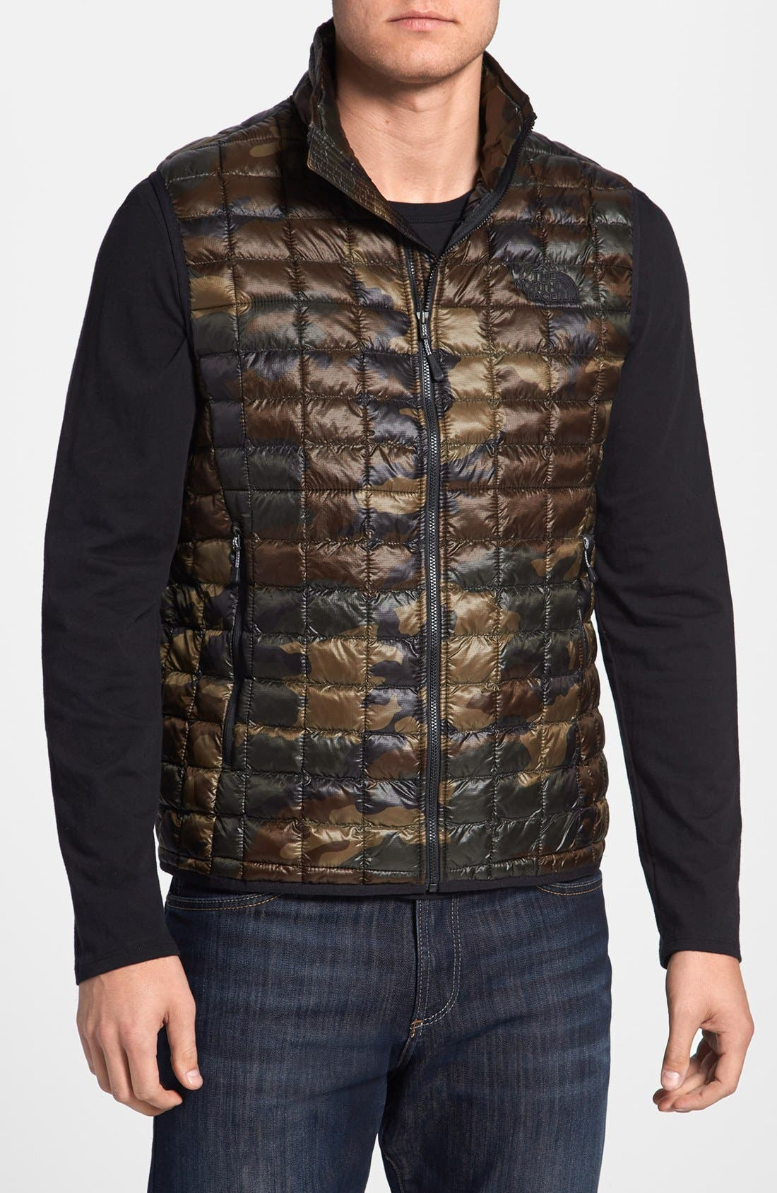Alternate Image 1 Selected - The North Face 'ThermoBall™' PrimaLoft® Vest