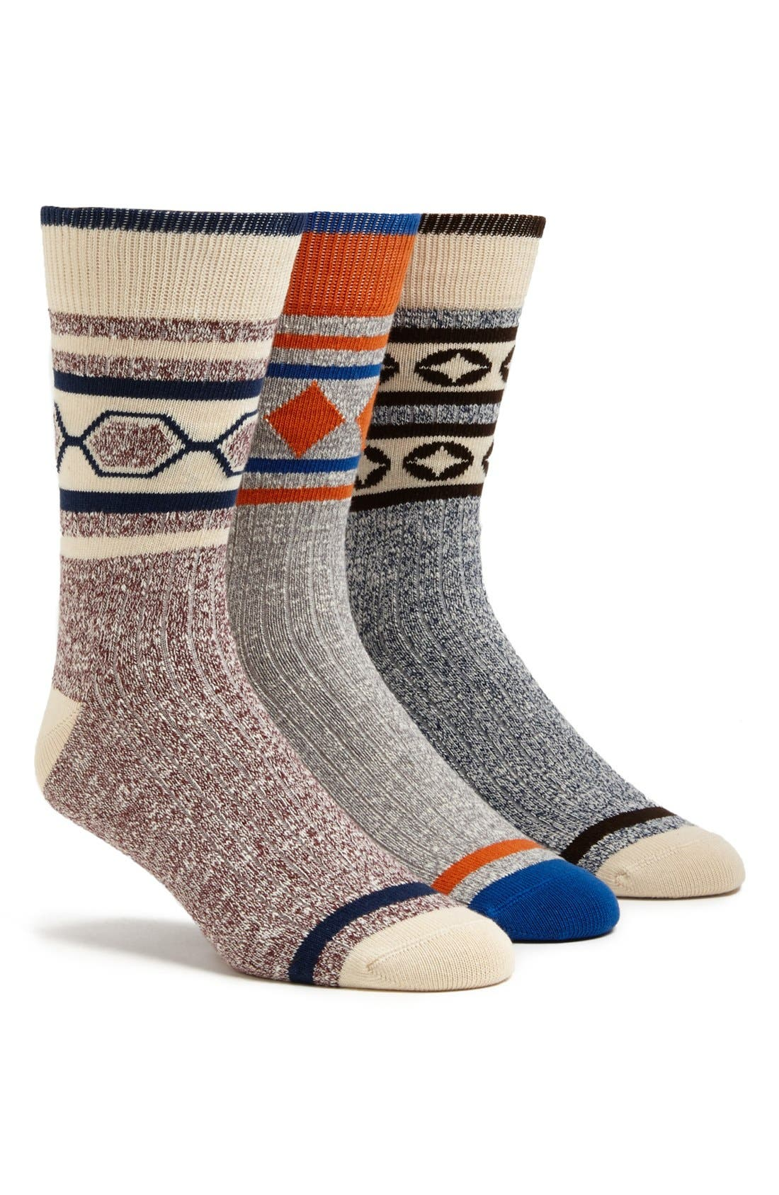 Main Image - Pact 'Camp' Socks (3-Pack)