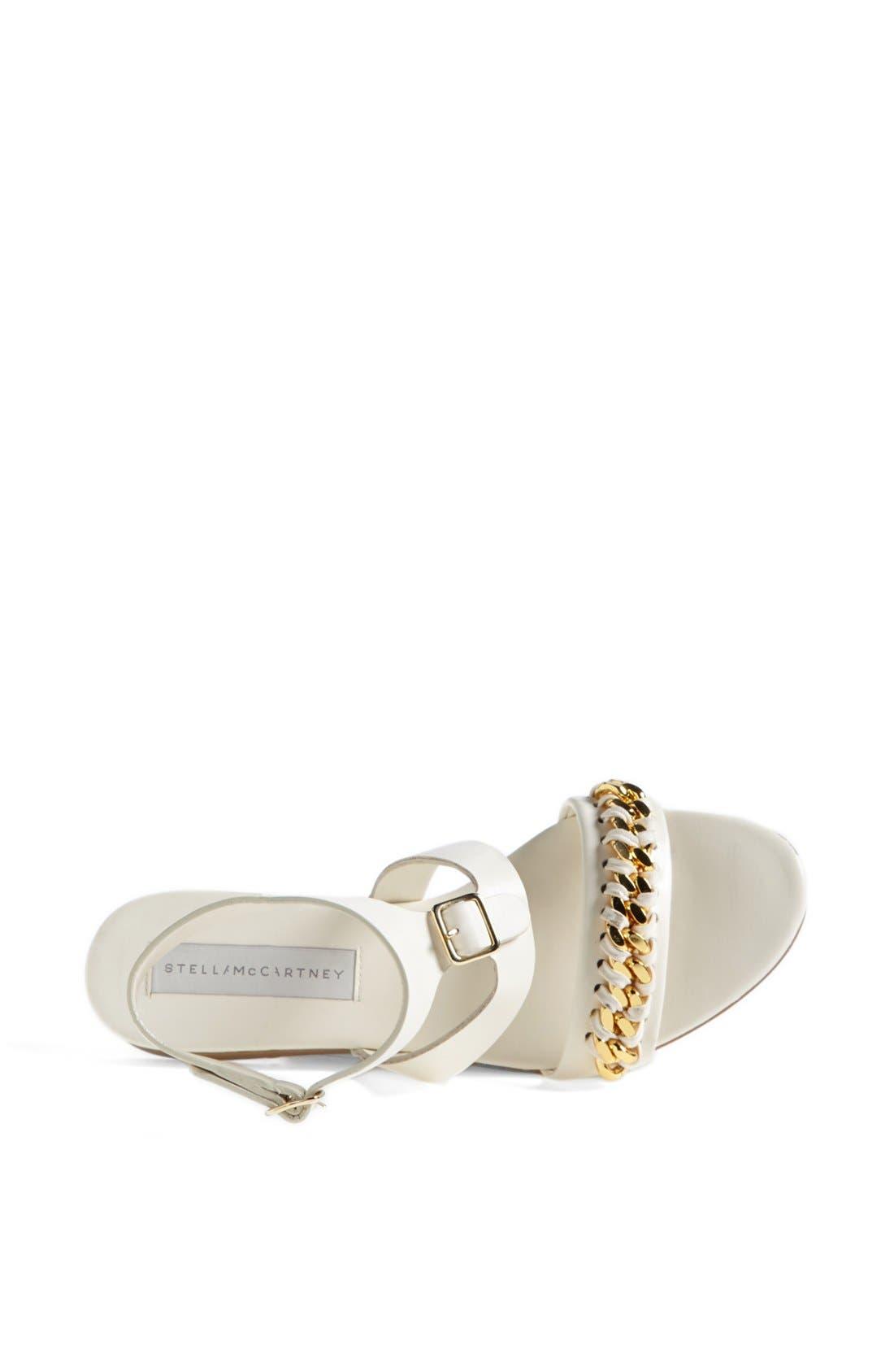 Alternate Image 3  - Stella McCartney Chain Sandal