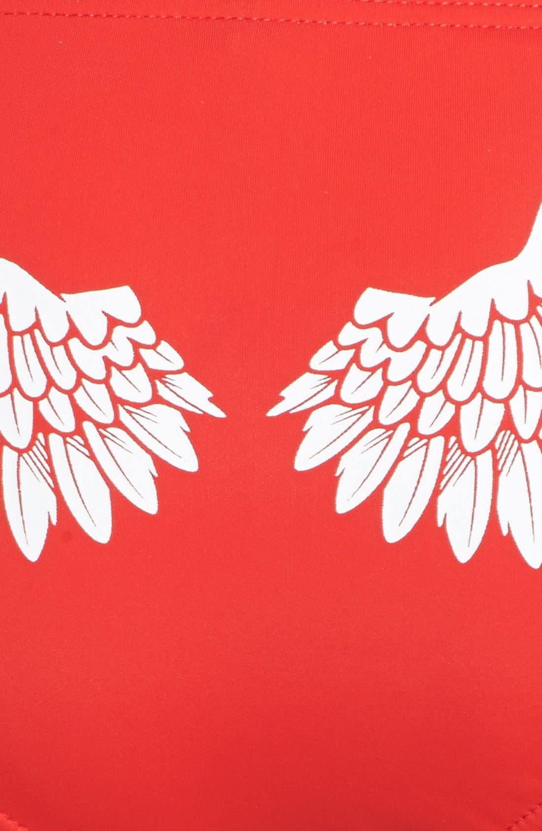 Alternate Image 5  - Wildfox 'Angel Wings' Bikini Bottoms