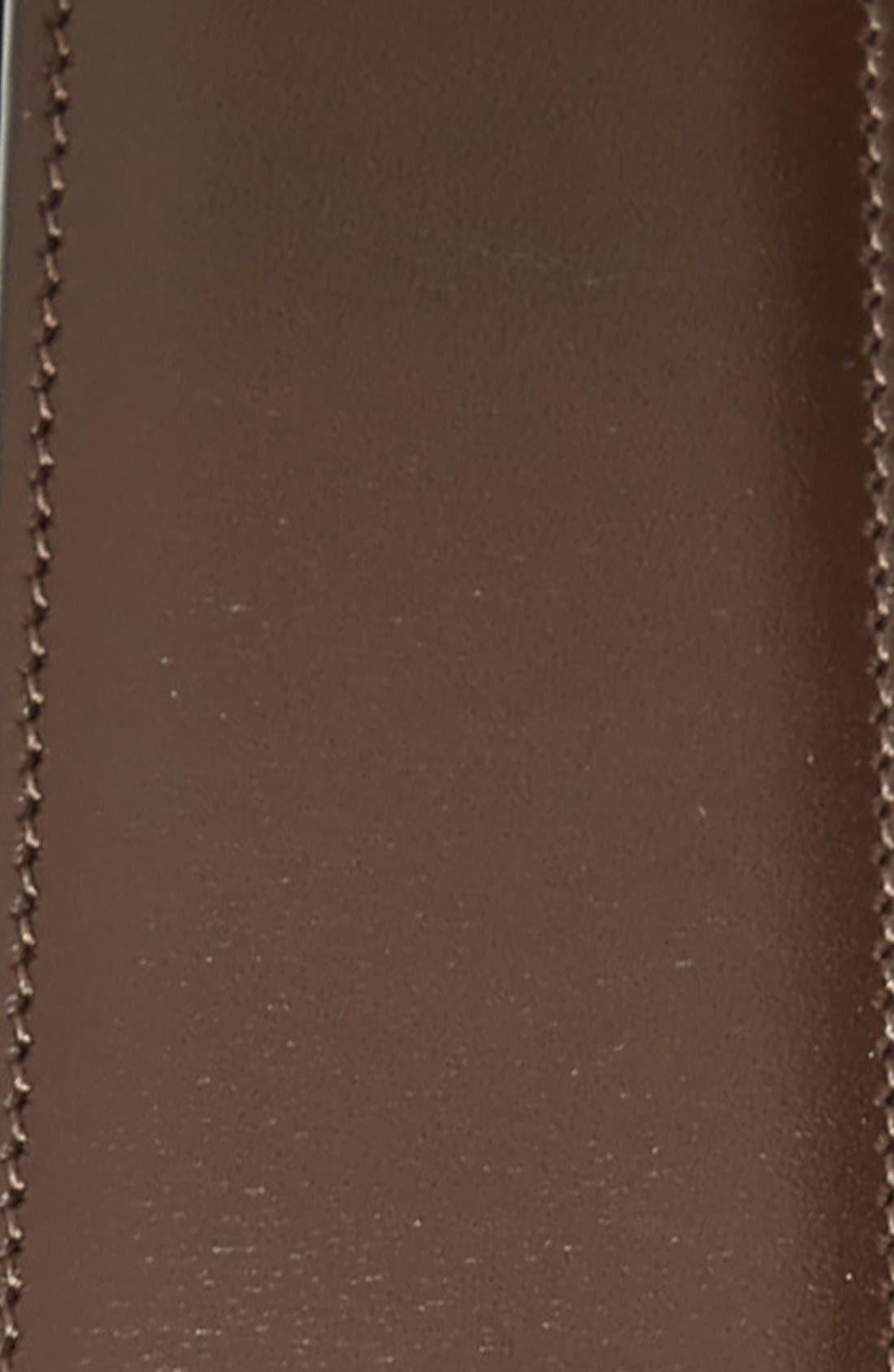 Alternate Image 3  - Salvatore Ferragamo Double Gancio Reversible Leather Belt
