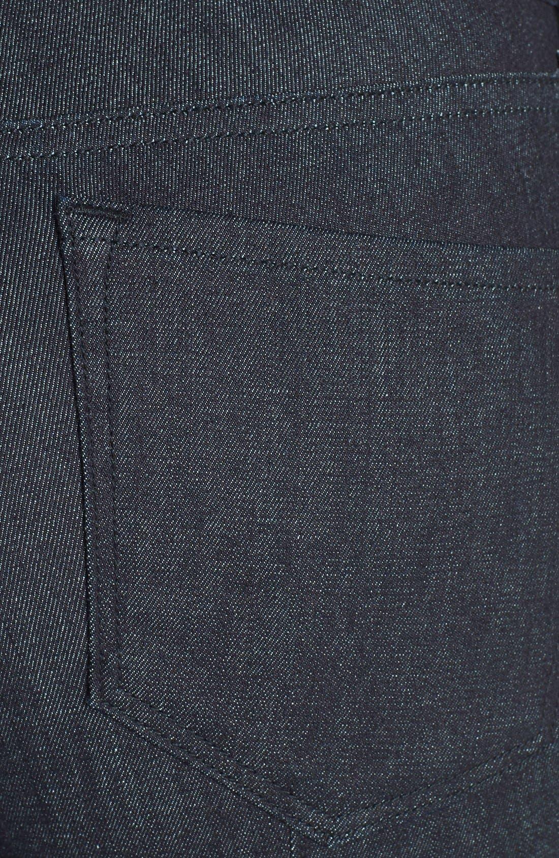 Alternate Image 3  - MARC BY MARC JACOBS Seamed Stretch Crop Cigarette Leg Jeans