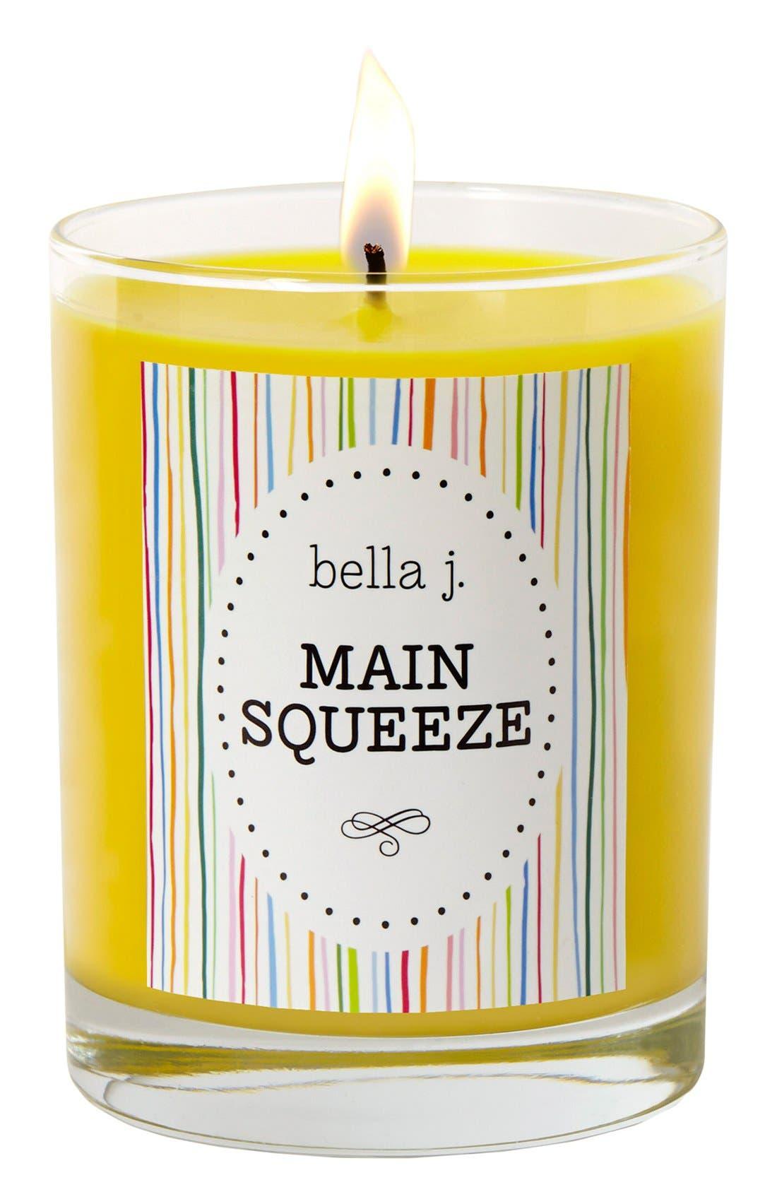 Alternate Image 3  - bella j. 'Main Squeeze' Candle