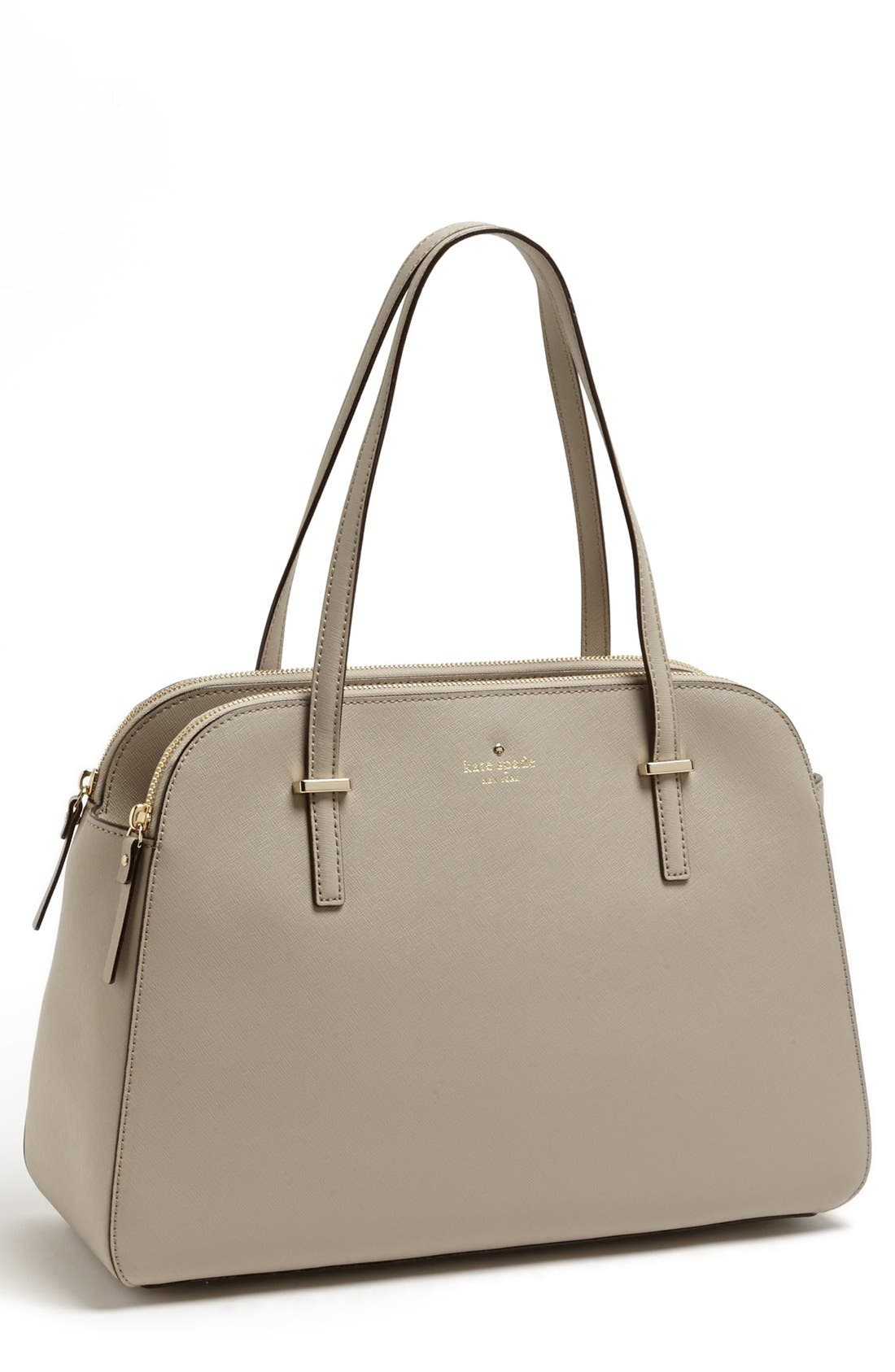 Alternate Image 1 Selected - kate spade new york 'cedar street - elissa' leather tote