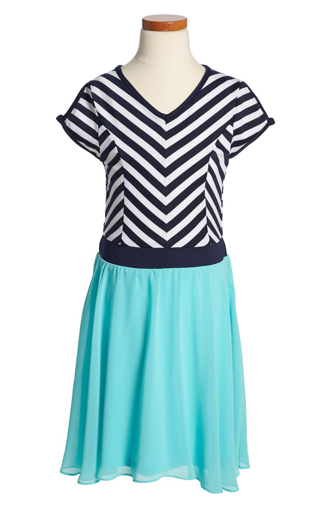Alternate Image 1 Selected - Sally Miller 'Alexi' Dress (Big Girls)