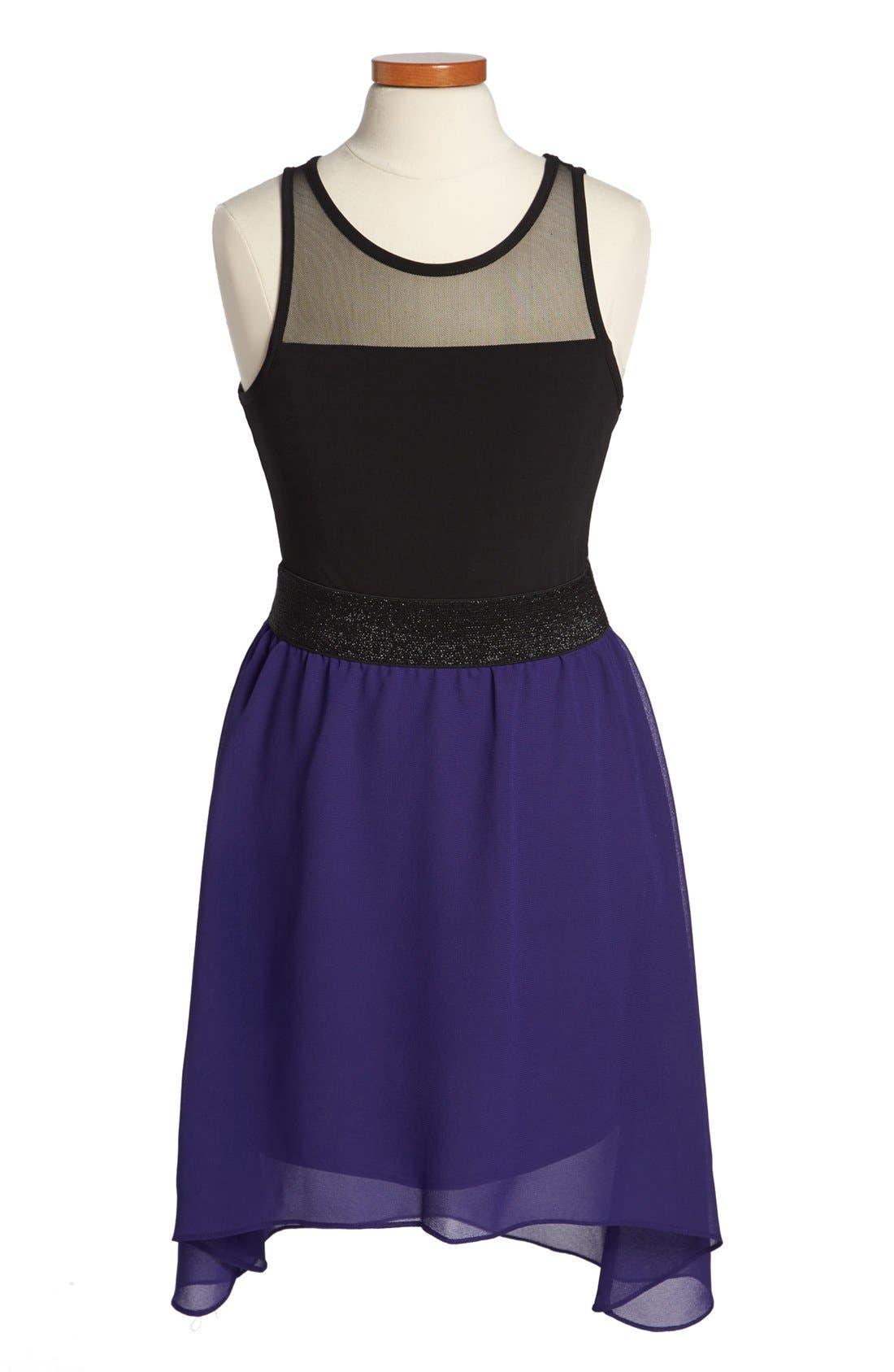 Main Image - Sally Miller 'Carly' Dress (Big Girls)