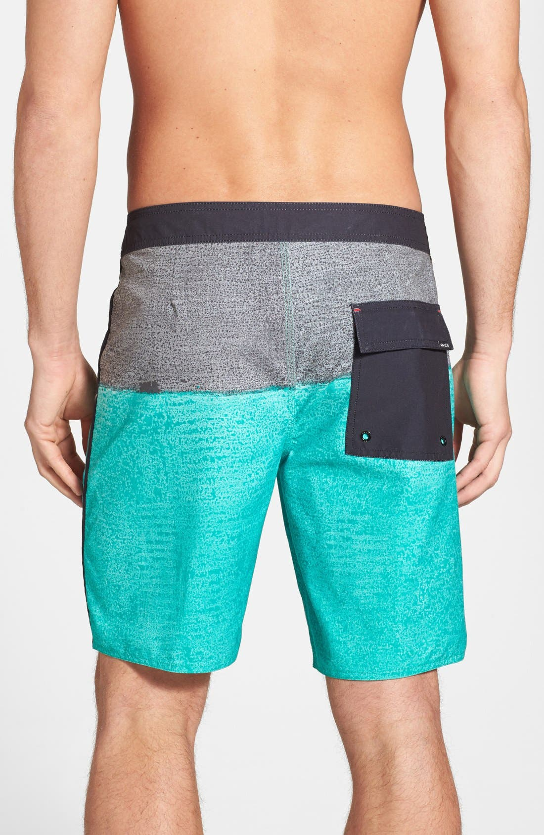 Alternate Image 2  - RVCA 'Buoy' Board Shorts