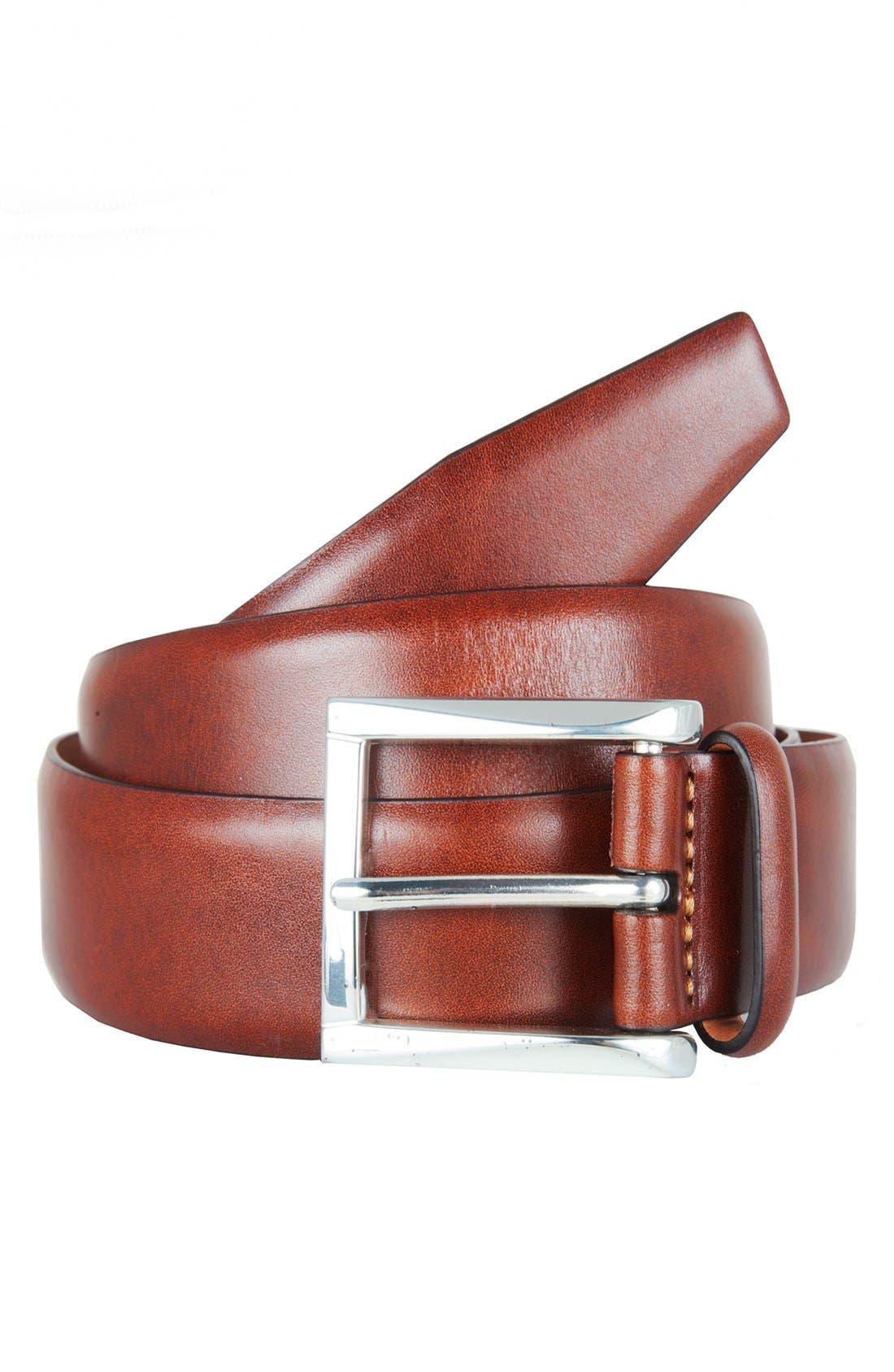 Alternate Image 1 Selected - Trafalgar 'Broderick' Belt