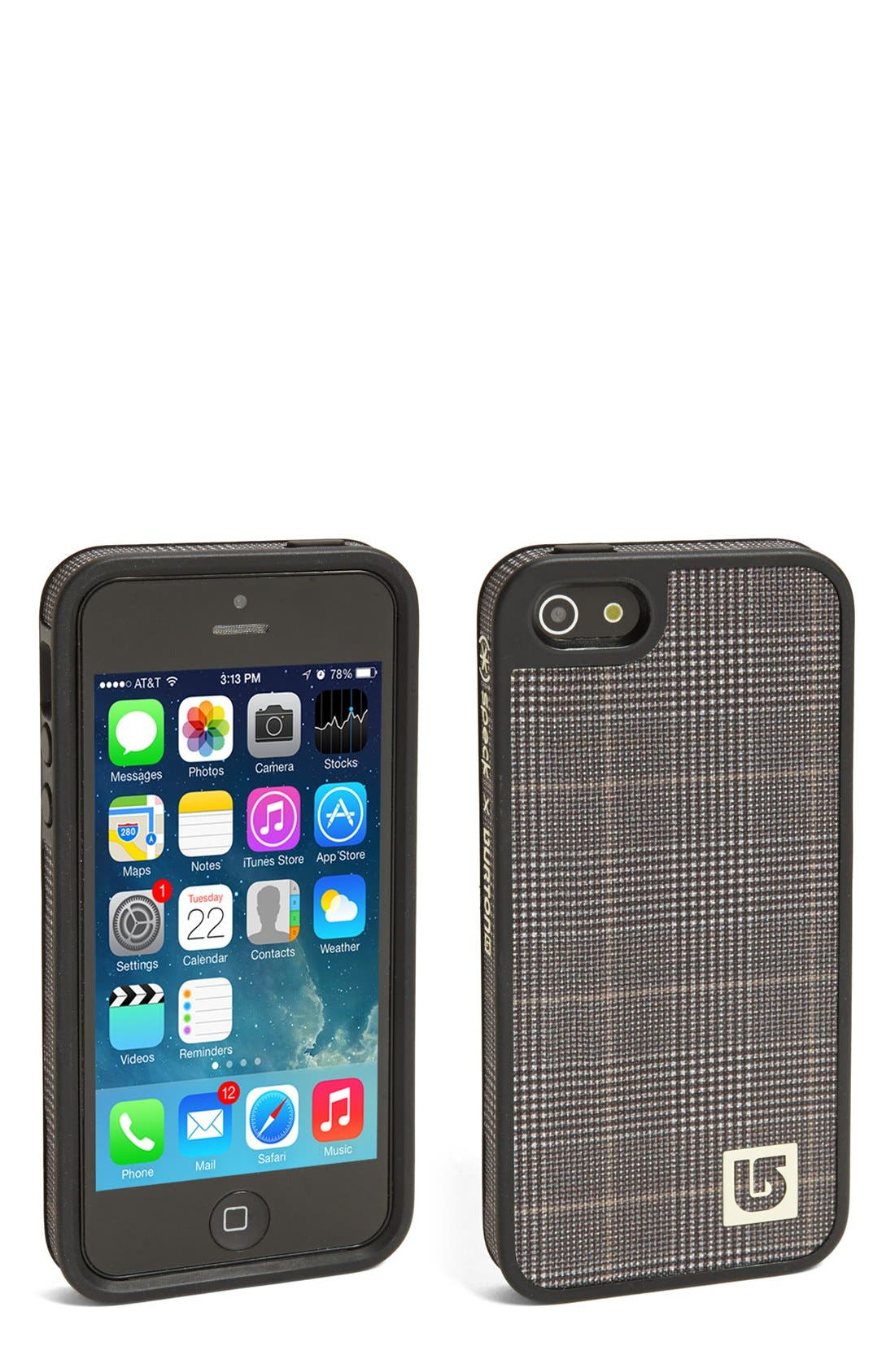 Main Image - Speck 'FabShell™' iPhone 5 Case