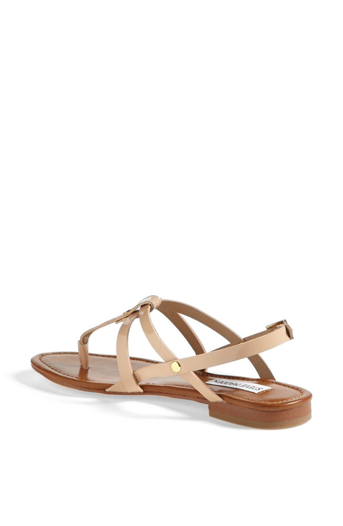 Alternate Image 2  - Steve Madden 'Kroatia' Patent Sandal