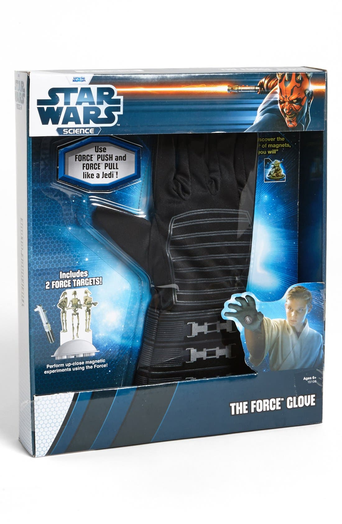 Alternate Image 1 Selected - Uncle Milton 'Star Wars™ - The Force™' Glove