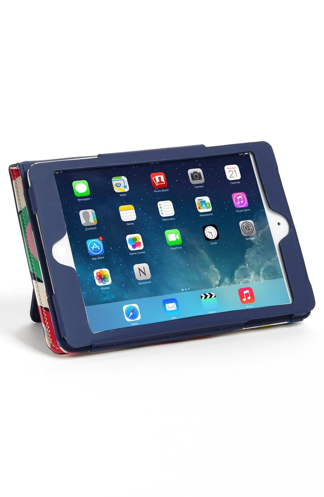 Alternate Image 3  - kate spade new york 'brighton wave' iPad mini folio
