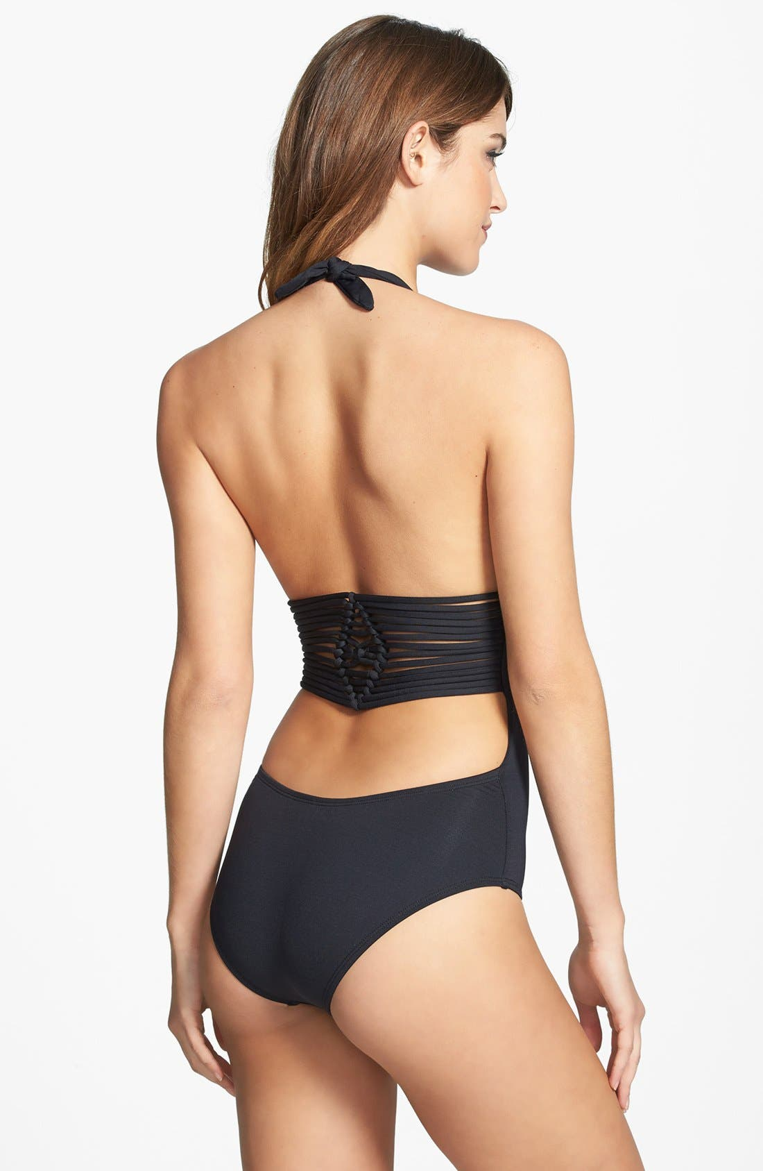 Alternate Image 2  - L Space 'Portofino' One-Piece Swimsuit