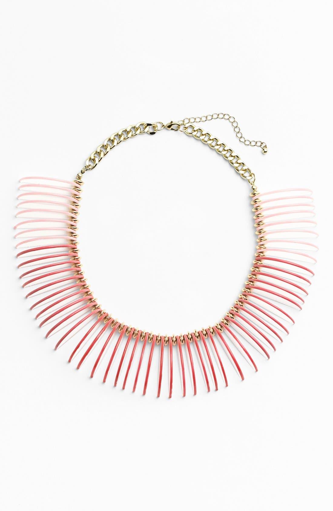 Main Image - Leith 'Ombré Dragon' Collar Necklace
