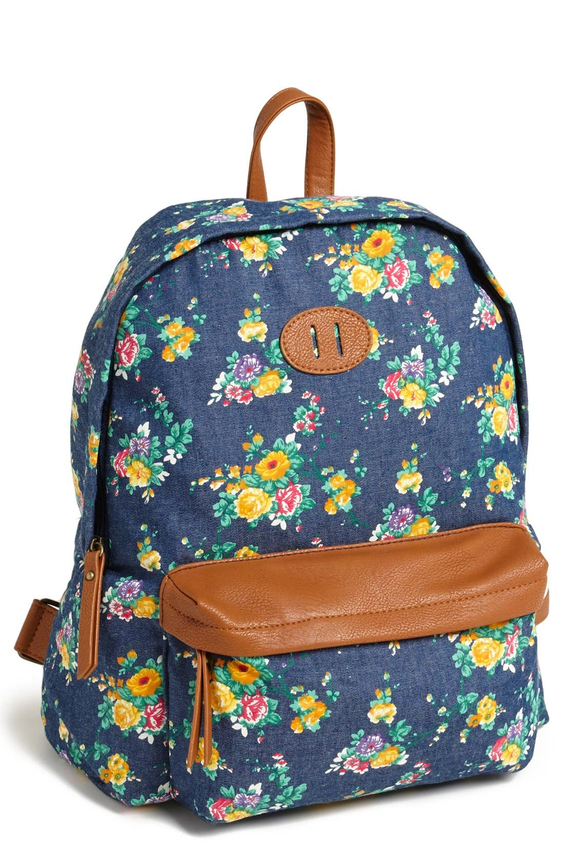 Alternate Image 1 Selected - Steve Madden Canvas Backpack