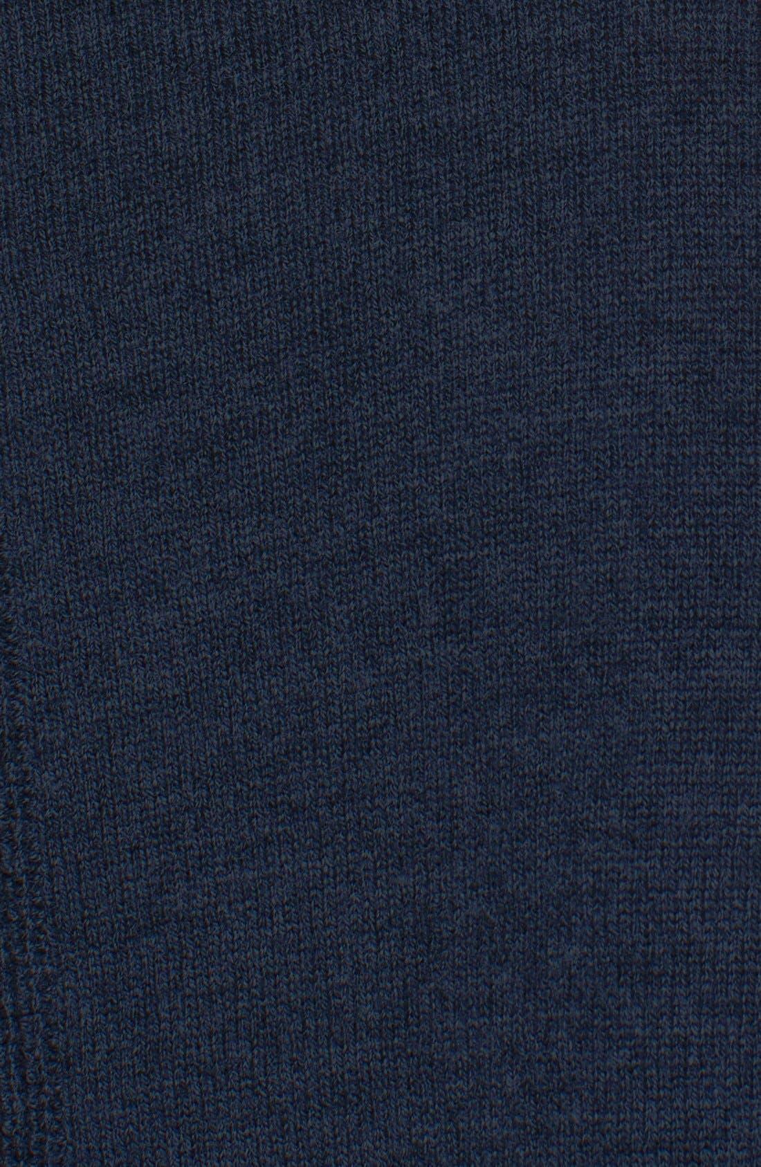 Alternate Image 3  - rag & bone 'Maribel' Suede Shoulder Sweater