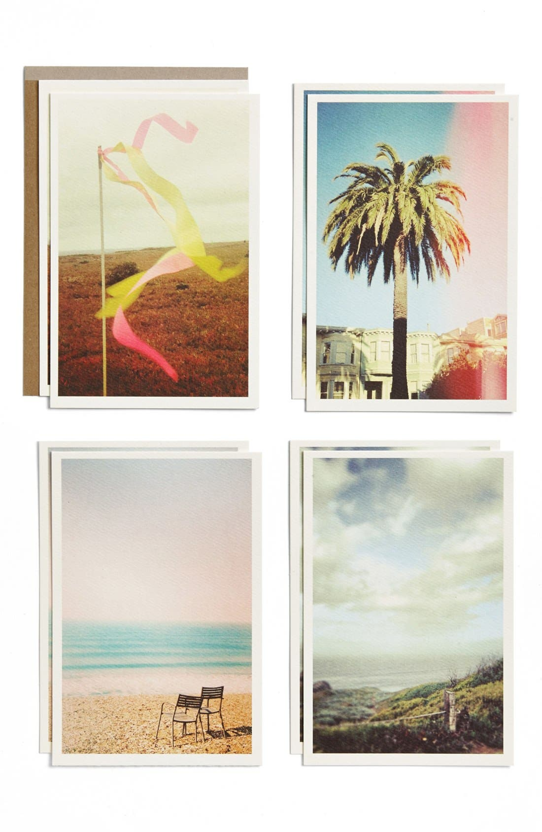 Main Image - Modern Lore 'Daydream' Boxed Note Cards (Set of 8)