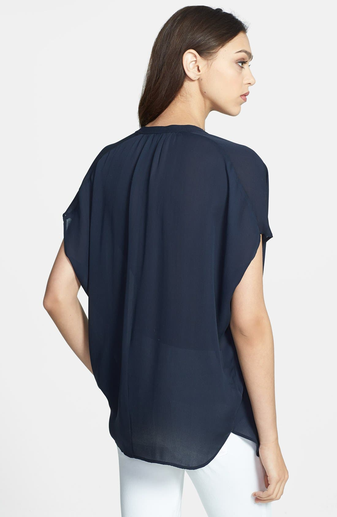 Alternate Image 2  - Vince 'Popover' Cap Sleeve Top