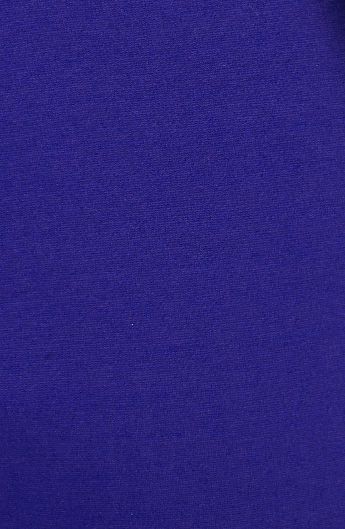 Alternate Image 3  - June & Hudson Twist Front Ponte Dress