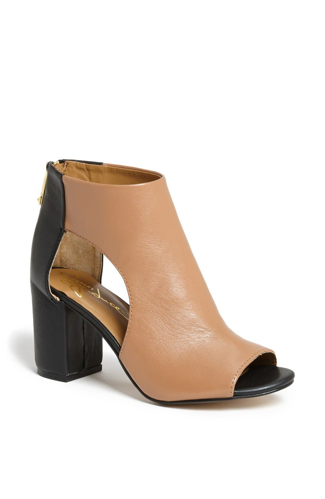 Alternate Image 1 Selected - REPORT Signature 'Bryanna' Cutout Bootie