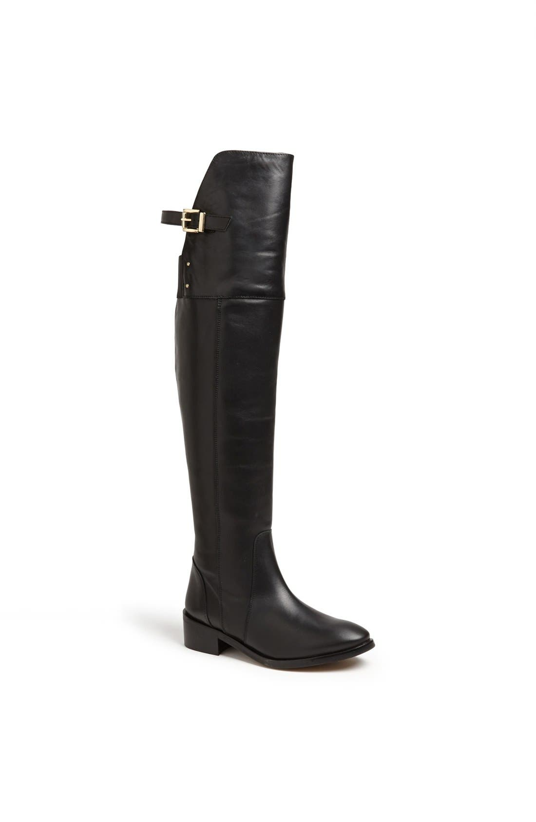 Alternate Image 1 Selected - Topshop 'Destiny' Over the Knee Boot