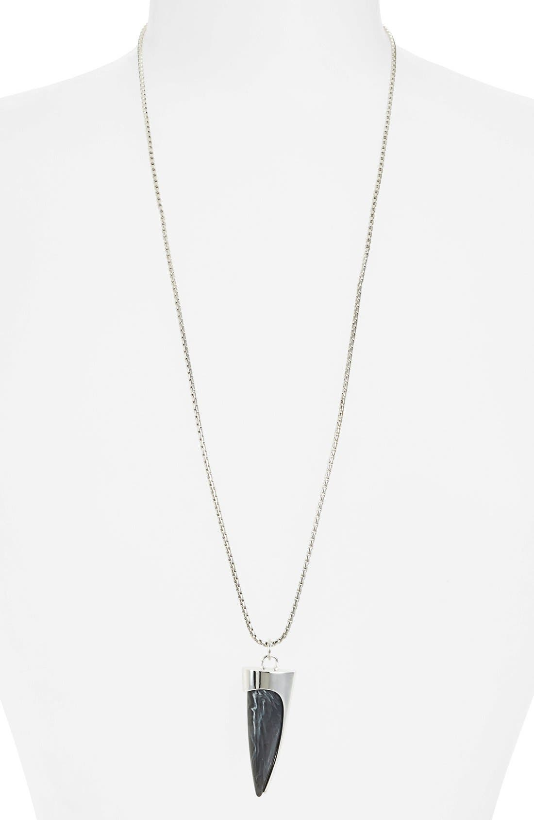 Main Image - Vince Camuto 'Thorns & Horns' Pendant Necklace