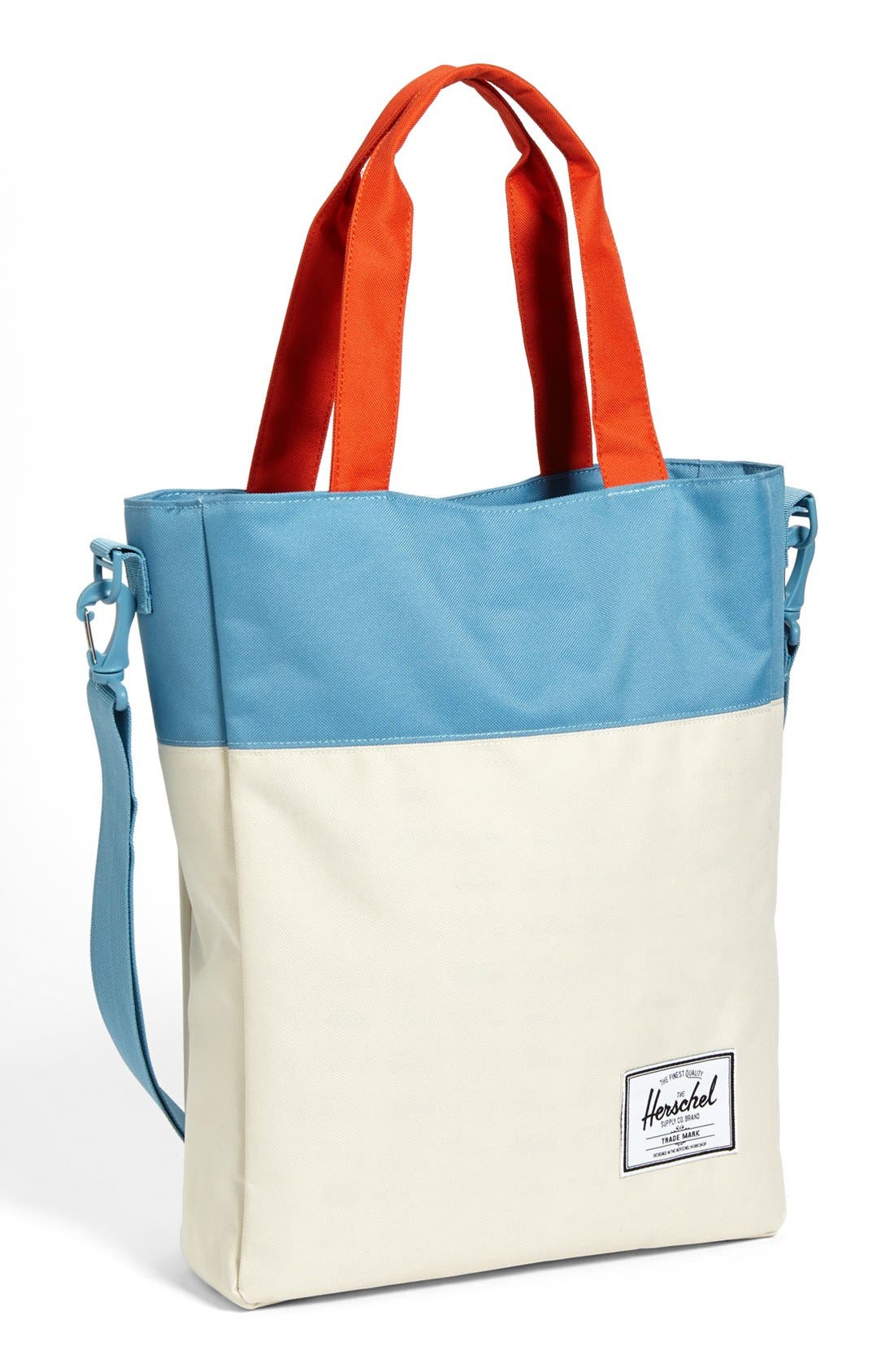 Alternate Image 1 Selected - Herschel Supply Co. 'Pier - Rad Cars with Rad Surfboards Collection' Tote Bag